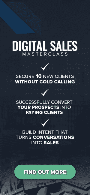 digital sales masterclass
